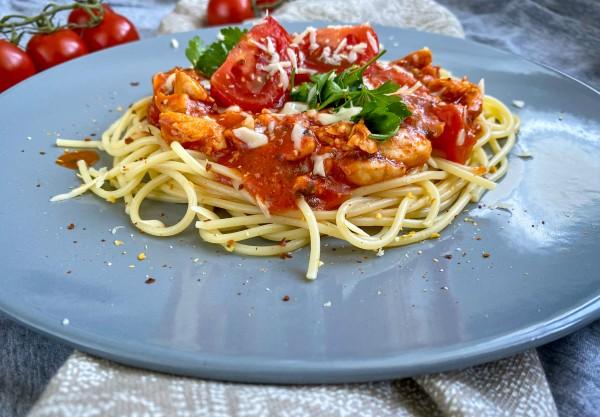 Pełnowartościowe Spaghetti